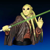 d533243dc8c8 Gentle Giant joins in on the May The 4th Be With Yoy Star Wars Day  Celebration by holding a giveaway for a production sample of the Kit Fisto  Minibust!