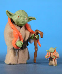 da00892539c7 Gentle Giant releases their solicititations for Star Wars items slated in  the 4th Quarter. Yoda joins the Jumbo Vintage line-up and looks fantastic  with ...