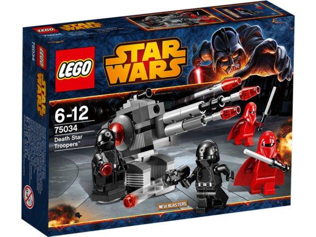 2014 Star Wars Lego Revealed Revenge Of The Sith Heavy Galactic Hunter